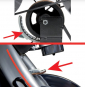 BH Fitness i.Spada Racing brzdový systém